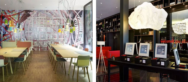 Citizenm London Bankside Hotel Businesses In England