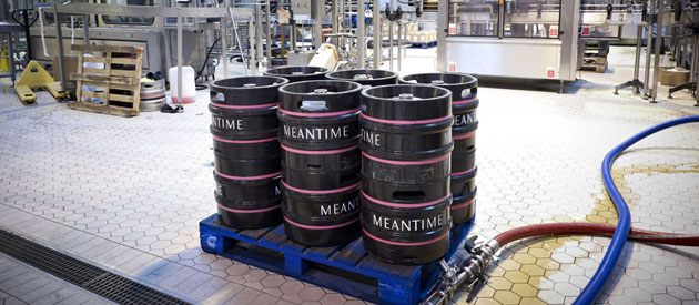 MEANTIME BREWERY AND BEER TASTING