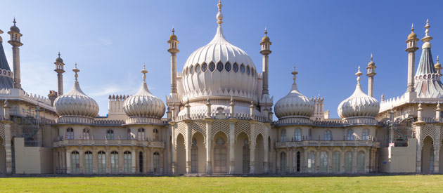 Brighton is located in the South East of England, United Kingdom.