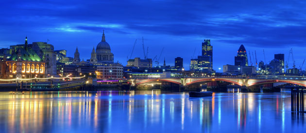 London is the capital city of England, United Kingdom and is the most populated city in the UK.